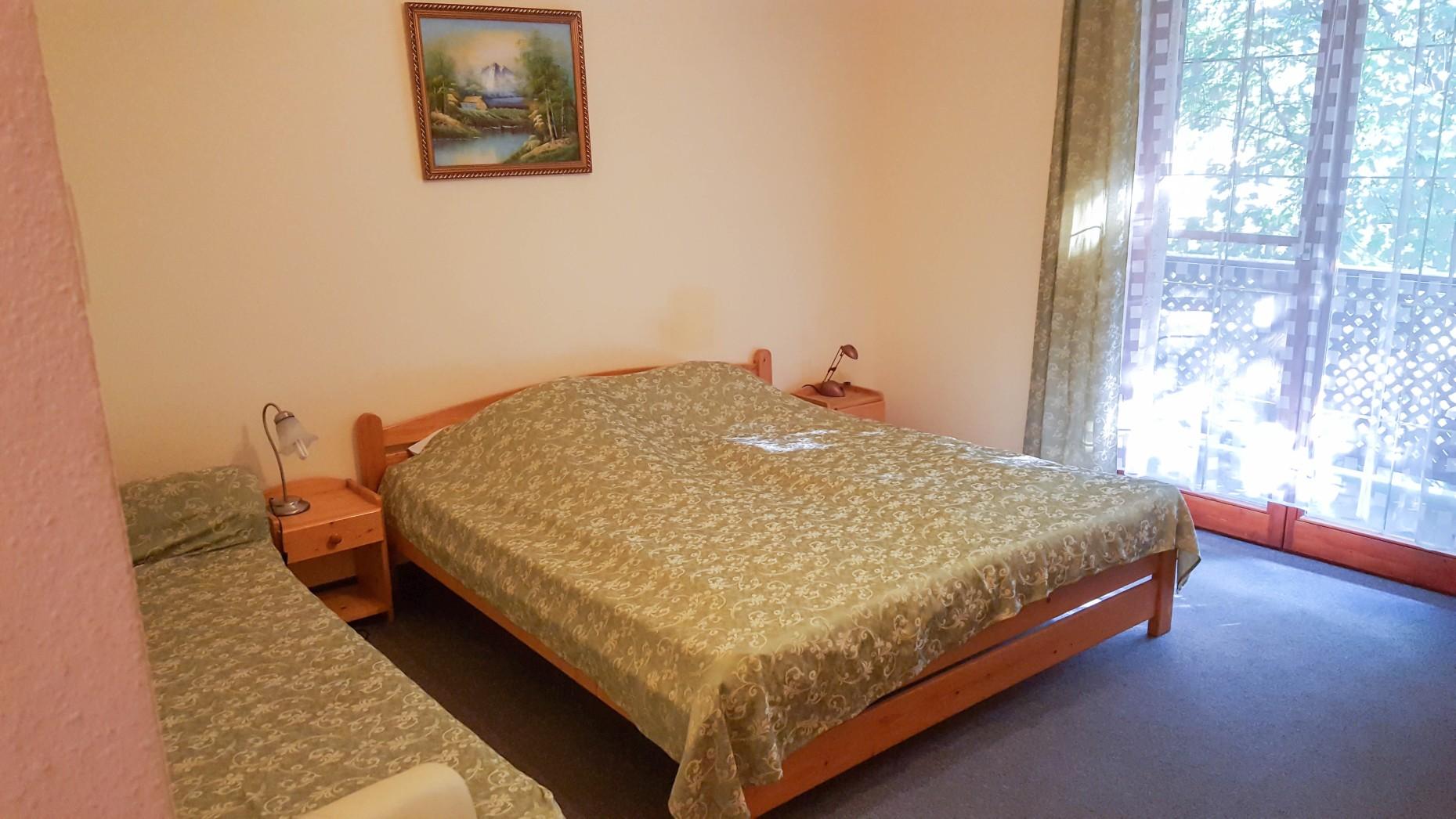 Hajnal Hotel szoba