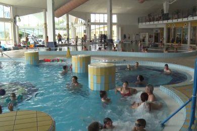 Jelentős állami támogatást kapott a sárvári fürdő