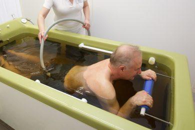 Már gyógyvizes kezelések is igénybe vehetők Hajdúszoboszlón