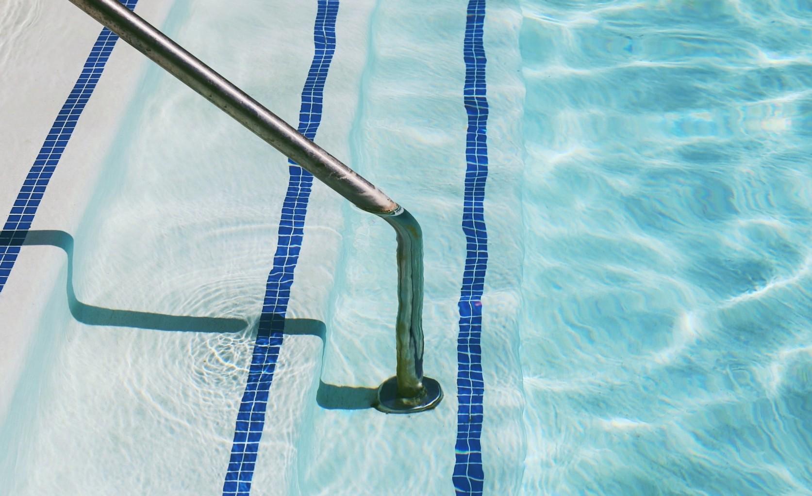 termálvíz medence Sümeg