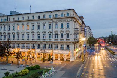 Ikonikus hoteleket mutat be a Danubius Hotels