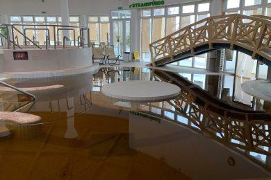 Új üzemeltetővel nyit majd újra a Kamilla Gyógyfürdő