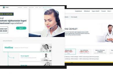 Digitális egészségügyi szolgáltatás indult