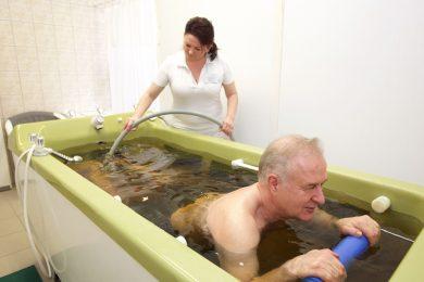 Népegészségügyi Központ: a fürdőgyógyászati kezelések folytatódhatnak