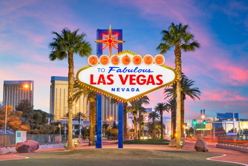 Las Vegas utazás kaszinó