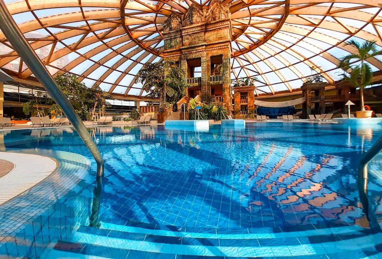Aquaworld Budapest élményfürdő