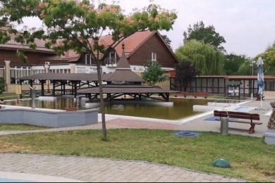 A héten újra megnyitott a Kamilla Gyógyfürdő