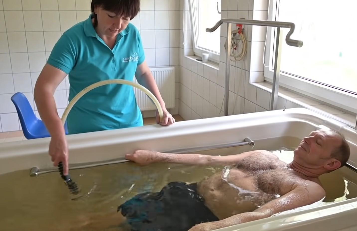 tangentor fürdőkezelés Győrfi Pál