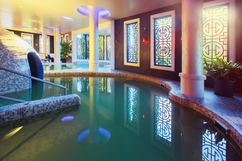 Caramell Resort termálvíz