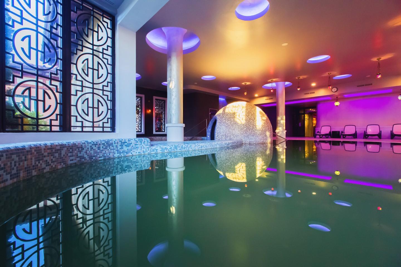 Caramell Resort termálfürdő