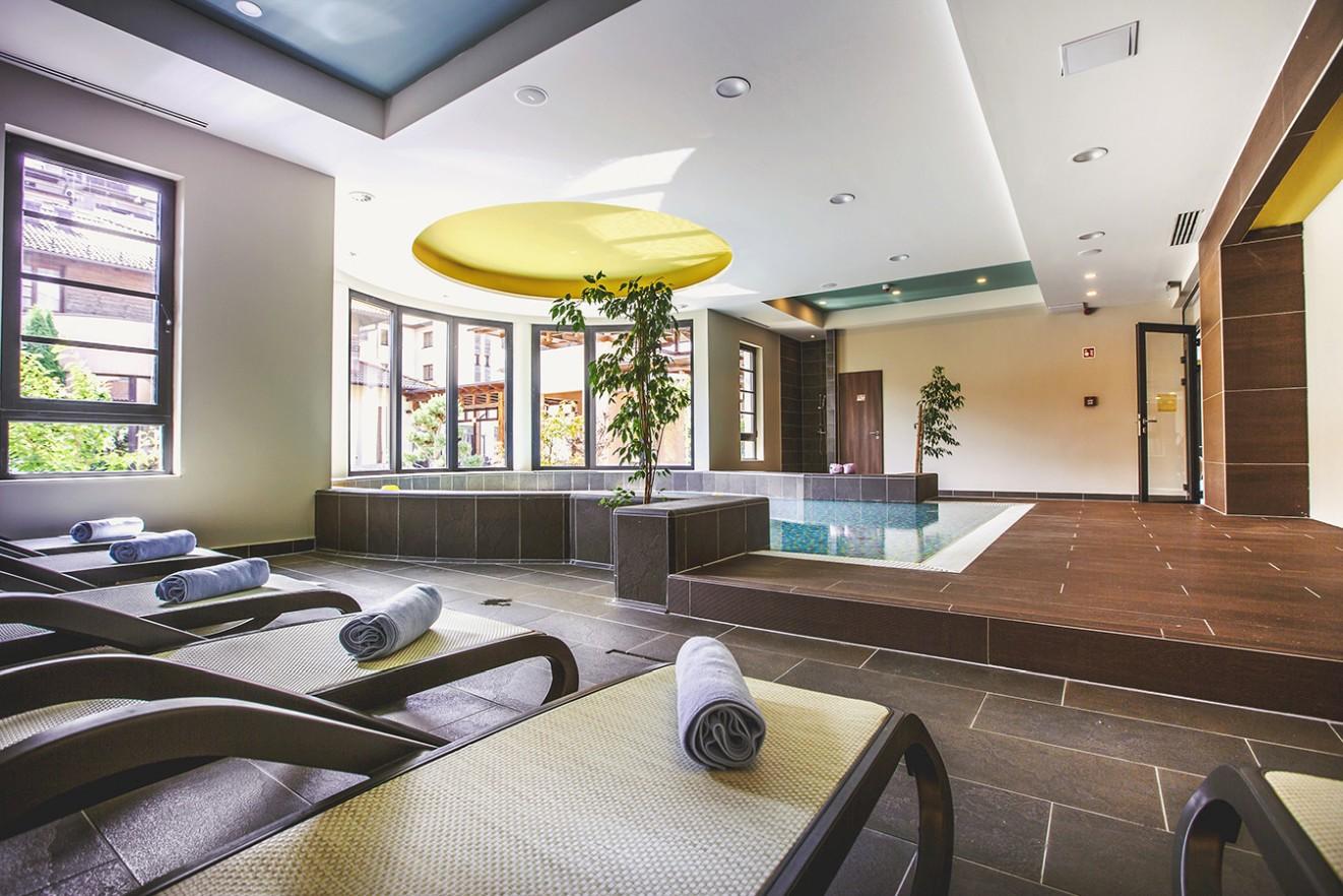 Caramell Zen Spa részleg