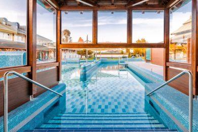 Sokan voltak kíváncsiak a megújult Flexum Thermal & Spa fürdőre