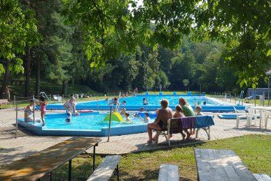 Jövőre újra kinyitnák a Szászvári Strandfürdőt